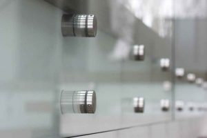balustrade glass handrail